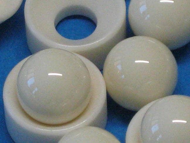 Sfere con portasfere ceramico
